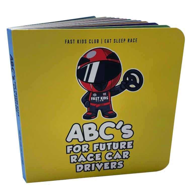 ABC's For Future Racers