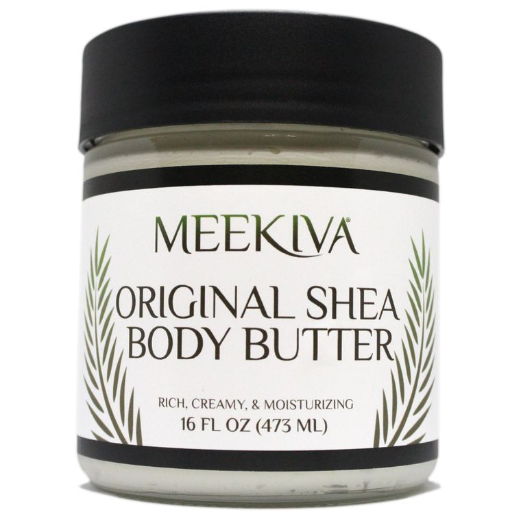 Meekiva Original Shea Body Butter