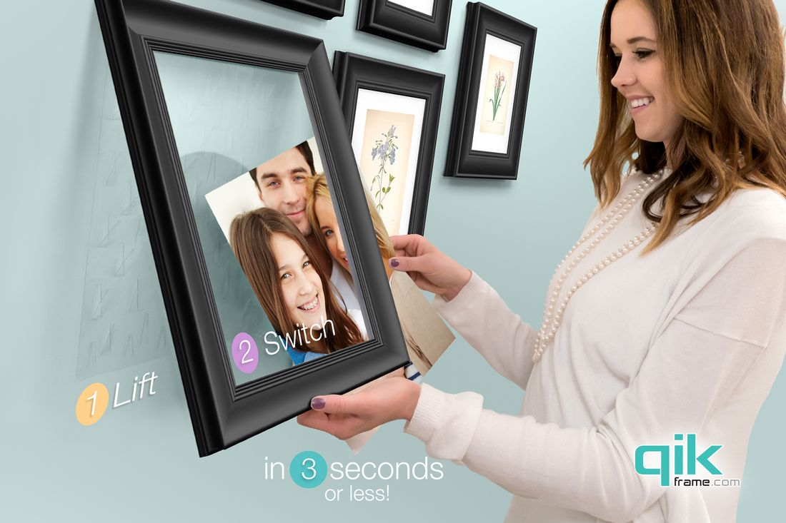 Interactive Picture Frames