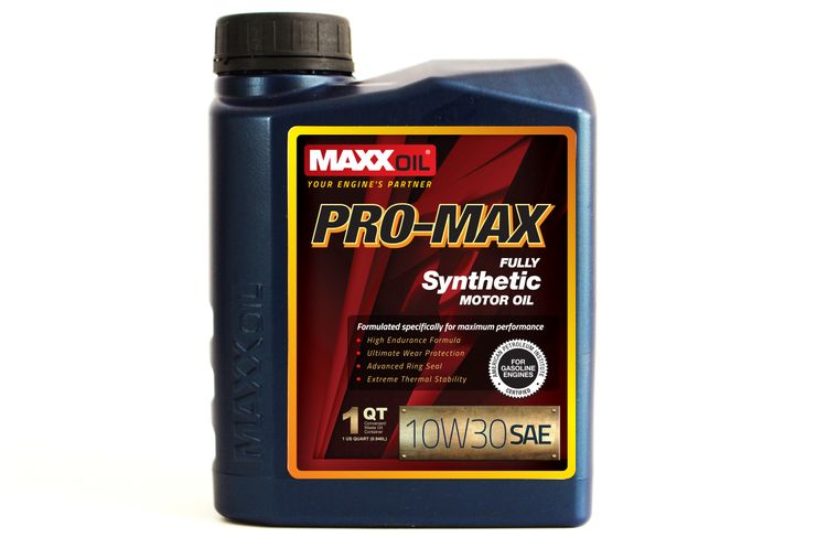 MAXX OIL PRO MAX 5W30 FULLY SYNTHETIC MOTOR OIL - 1 QUART