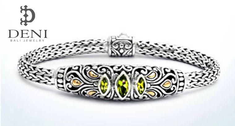 Balinese Artisan Jewelry