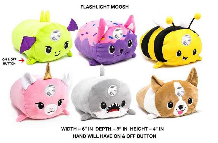 Moosh Moosh Flashlights