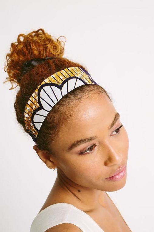 Satin-Lined Headbands