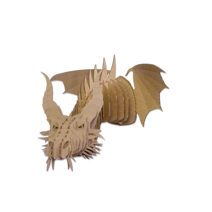 Nikita The Cardboard Dragon