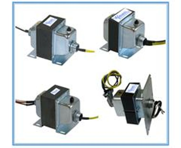 UL Listed Class 2 Transformers