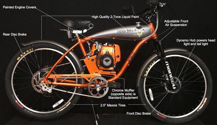 Cheata Bikes