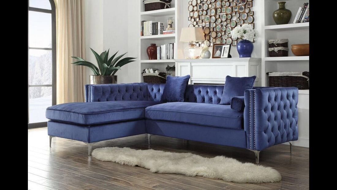 Iconic home Da Vinci sectional