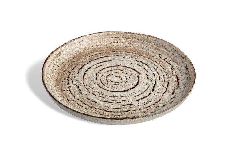 Truffle Round Serving Platter