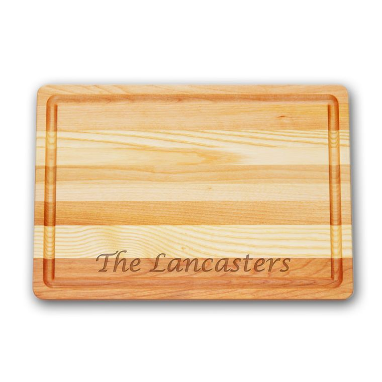 Master Collection Medium Cutting Board & Serving Tray