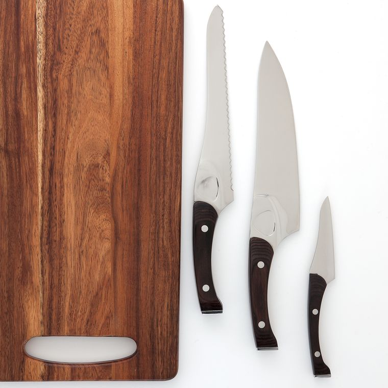 3+1 PIECE CHEF KNIFE Starter Set