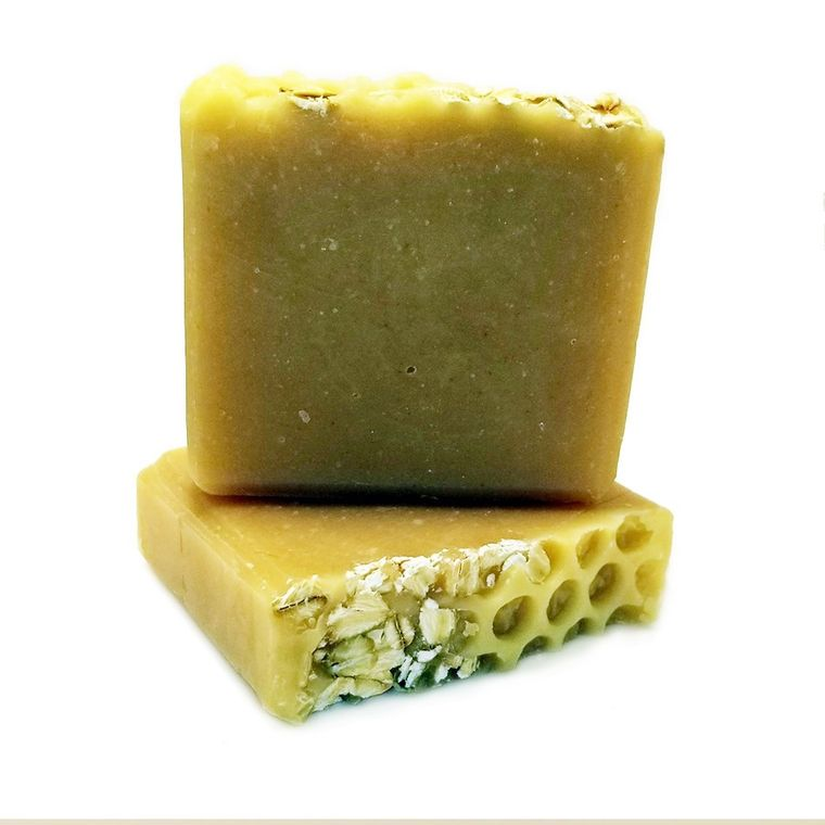SOAP - (Fragrance Free) Oatmeal Honey 4.5 OZ