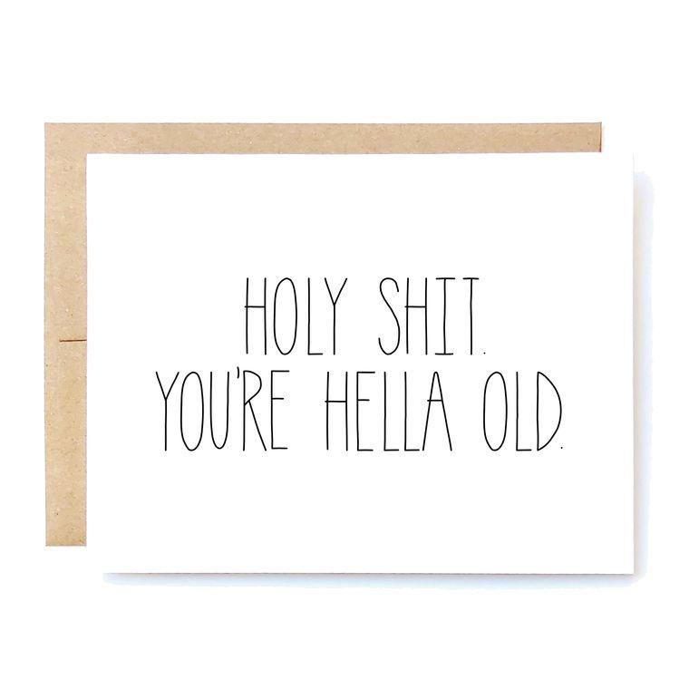 Hella Old