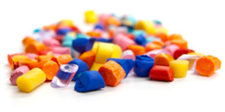 RPET Pellets - Recycled Plastic