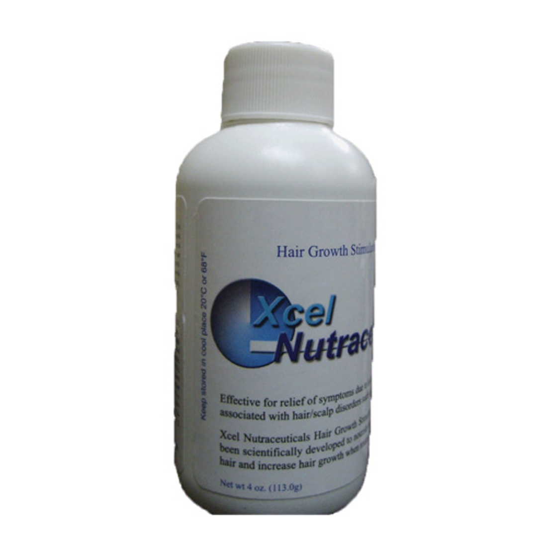 Xcel Nutraceuticals HGS (Hair Growth Stimulator)