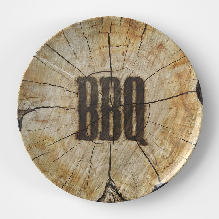 BBQ Stump