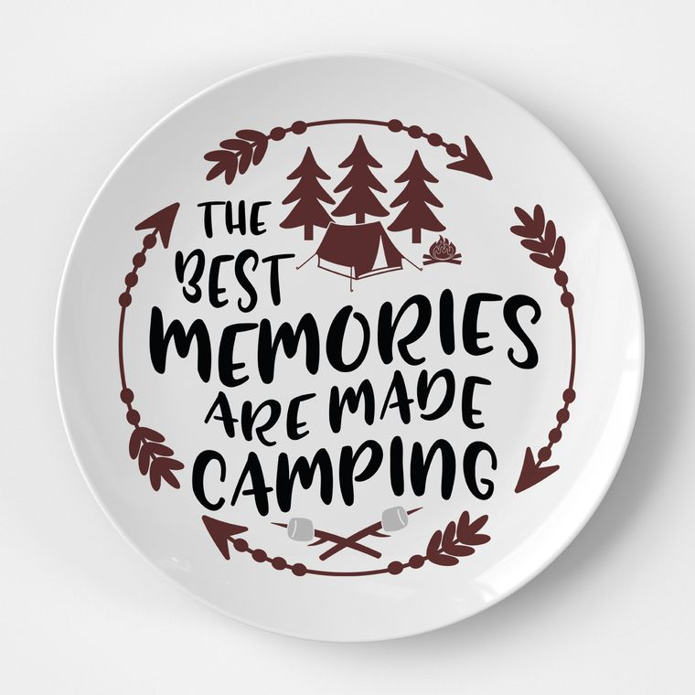 Memories Are Made Camping