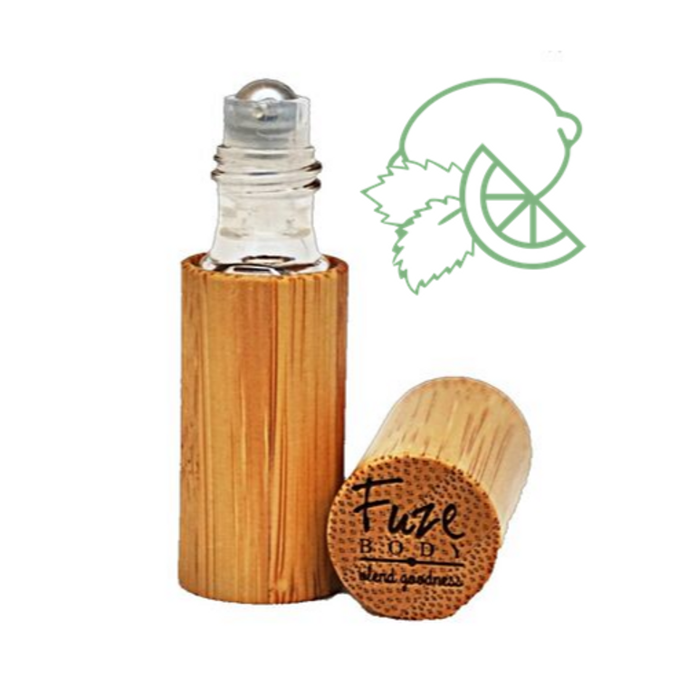 "Calm ""Mojito"" Bamboo Roll-On - 5ml"