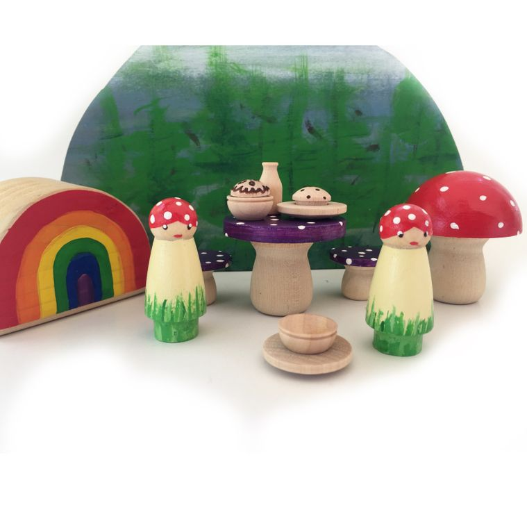 Toadstool Hollow