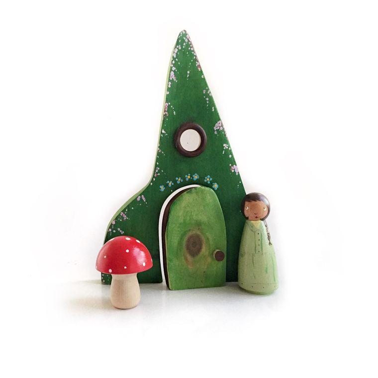 Woodland Dollhouse