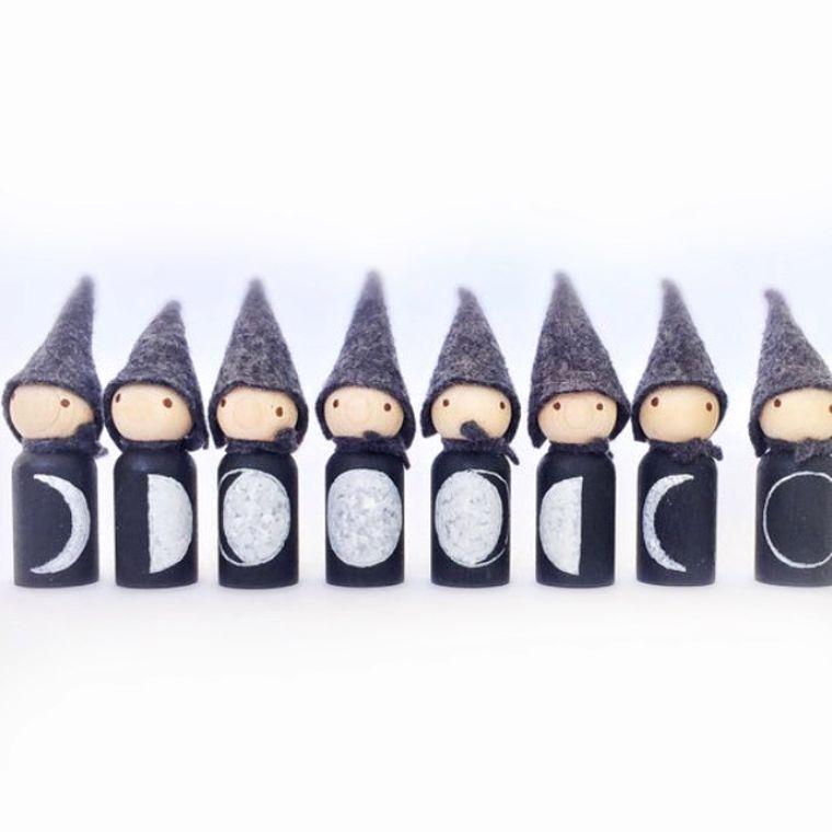 Moon Gnomes
