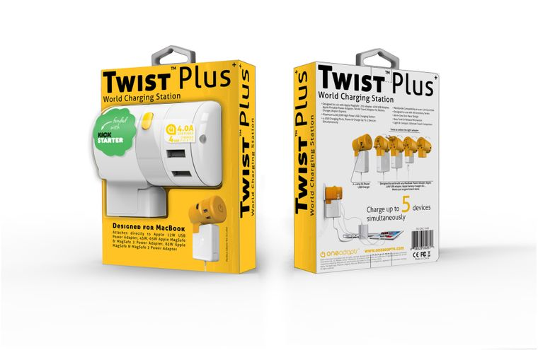 Twist+ - World Charging Station